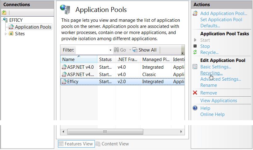 Configuring Windows 7